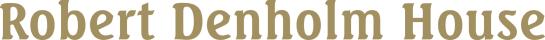 Robert Denholm House Logo
